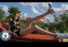 ギネスに認定された世界一足の長い女性、その長さなんと130cm以上!