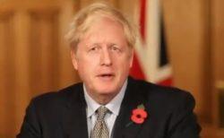 英のジョンション首相、新型コロナ陽性の議員と会ったことから自主隔離へ