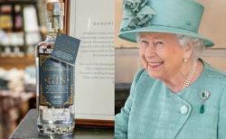 英国エリザベス女王がジンを発売、私邸で育てた柿と香草を使用