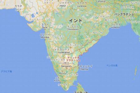 インドで原因不明の病気が多発、目の痛みや吐き気などで450人以上が病院へ