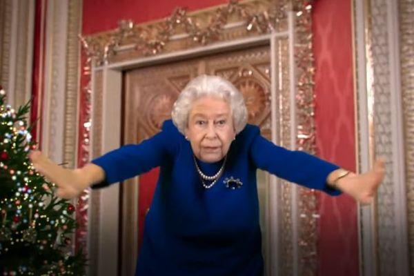 エリザベス女王がダンス?英放送局がディープフェイクの映像を公開