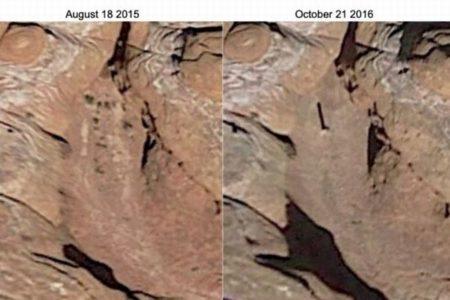ユタ州で発見されたモノリスに似た物体、実は4年前から存在していた?