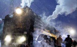 ロシアで運航開始となったソビエト時代の列車がステキすぎる!