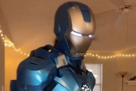 米女性が3Dプリンターで「アイアンマン」のスーツを製作 リアルだとして動画が話題に