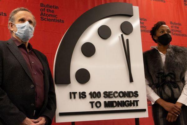 【終末時計】滅亡の日までのカウントダウン、今年も最も短い100秒のまま