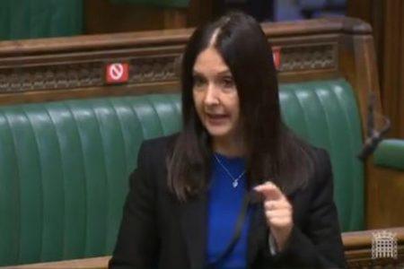英の下院議員、新型コロナ感染対策のルールに違反したとして逮捕