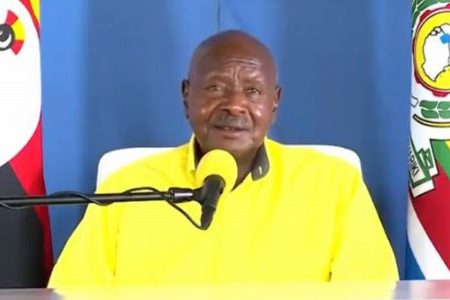 ウガンダ大統領のFBアカウントが凍結、選挙前に全てのSNSを禁止へ