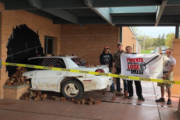 高校生のイタズラが見事過ぎて、警察も褒めた