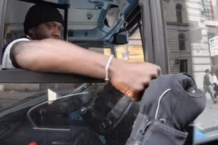 事故を未然に防いだロンドンのバスドライバーが超クール
