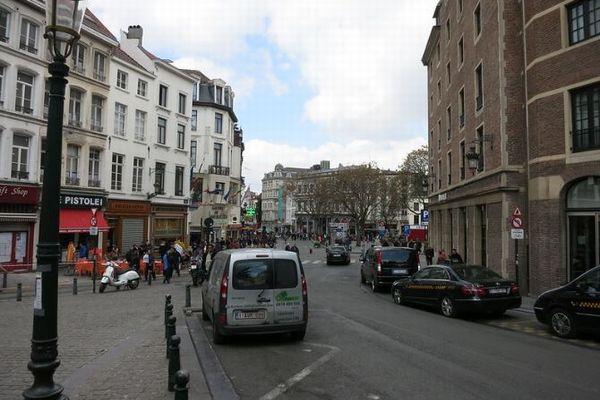 ベルギーの首都で1月1日から、車の制限速度が時速30kmに変更