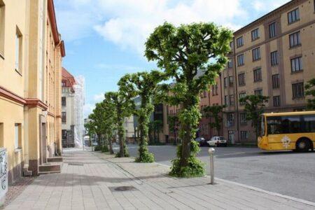 自宅の近くに街路樹や植物が多い場合、「うつ病」になるリスクが軽減される