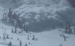 米ユタ州で大規模な雪崩が発生し4人が死亡、生存者が撮影した動画が恐ろしい