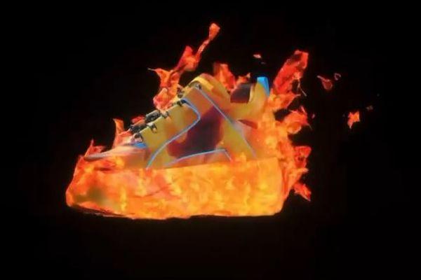 シューズブランドBuffalo Londonが、SNSの世界でしか履けないデジタルスニーカーを発売