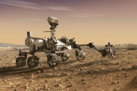 NASAの「パーサヴィアランス」が火星に着陸、エンジニアらも歓喜