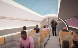 ヴァージン・ハイパーループが、未来車両の乗車体験を動画でリリース