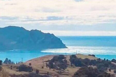 ニュージーランドでM8.1の地震、東海岸で津波も発生【動画】