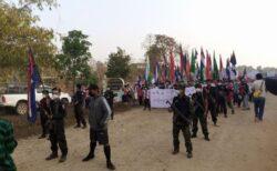 英政府、ミャンマーにいる自国民に国外へ避難するよう警告