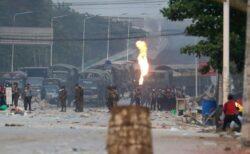 ミャンマーで治安部隊により149人の市民が死亡、国連人権高等弁務官事務所
