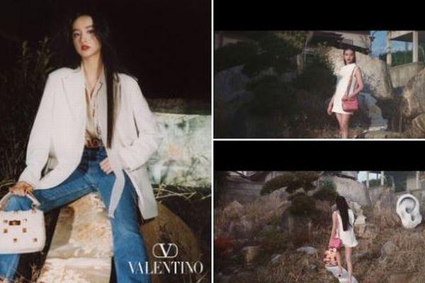 帯の上をモデルが歩く「ヴァレンティノ」の動画に批判殺到、さらに釈明をして再炎上