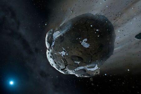 3月21日、地球に直径1km弱の巨大な小惑星が最接近、衝突のリスクは?