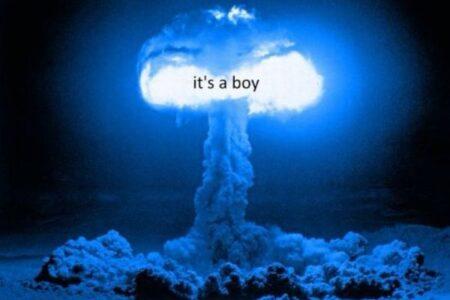 子供の性別を知らせるセレモニーで爆薬を使用、爆発で地震のような揺れが発生