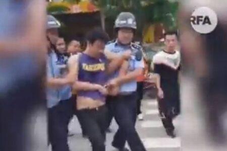 中国の幼稚園にナイフを持った男が侵入、次々と園児を刺し、2人が死亡、16人が負傷