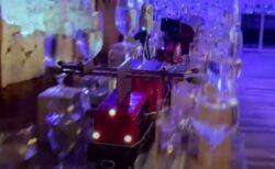 おもちゃの列車とワイングラスで音楽を奏でることに成功、ギネス世界記録に認定