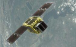 宇宙ゴミを磁石で掃除する日本の衛星、打ち上げに成功