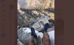 最後に1枚の写真を送信した遭難者、救ったのは「奇妙な趣味」を持ったネットユーザーだった