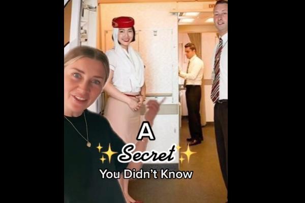 現役CAが、笑顔で乗客を迎えながら目で探っているモノを暴露