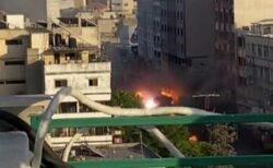 イスラエル政府、地上部隊がガザ地区を攻撃と発表【動画】