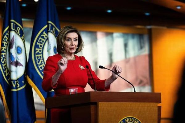 米下院議長、ウイグル人弾圧は「ジェノサイド」、各国首脳に北京五輪への欠席を要請