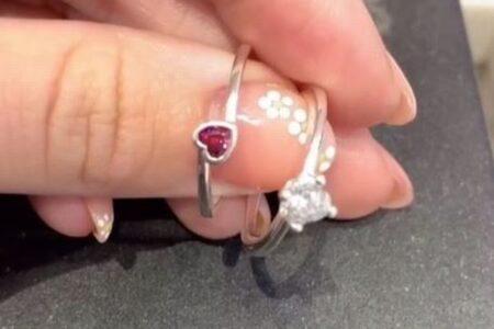 宝石店の店員が客の浮気を暴露、2つの指輪を購入した男性の恋人に警告