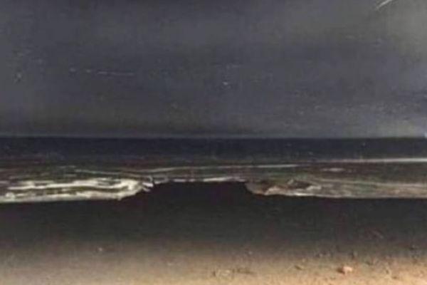 どうみても海にしか見えない写真、実は全く別のものだった!