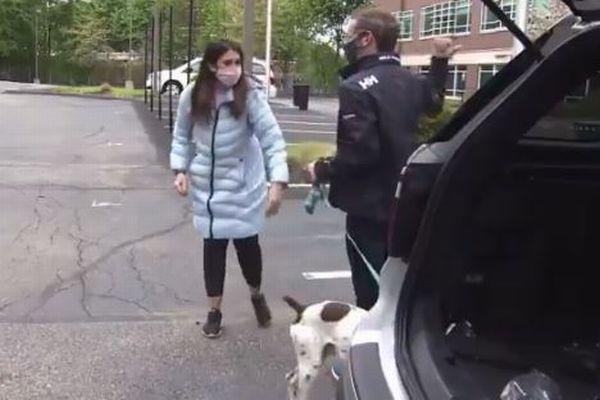 米のレポーターが取材中に犬の誘拐犯と遭遇、問い詰め罪を暴く