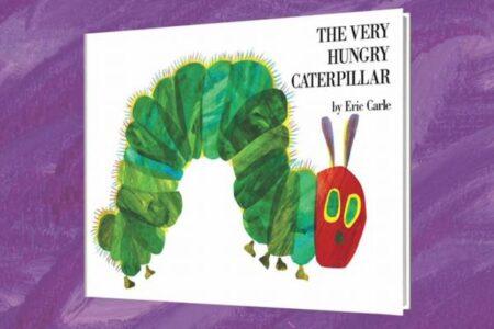 絵本『はらぺこあおむし』の作者・エリック・カール氏が死去、作品に込めたメッセージとは?