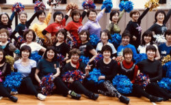 日本最高齢のチアリーディング・チームが海外メディアの話題に