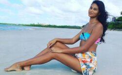 ブラジルで最も背の高い女性、2mの身長は腫瘍が原因だった