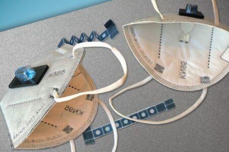 新型コロナを検査できる新しいマスクを開発中:MIT他