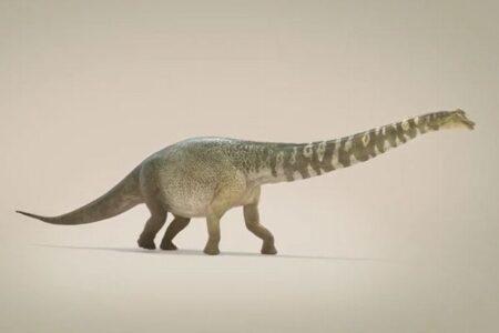 オーストラリアで発見された最大級の恐竜、3D動画で見る太古の姿