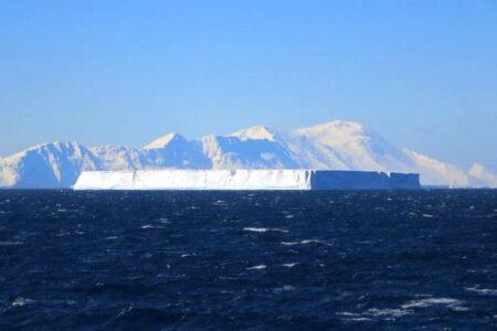 南極の海域が5番目の「洋」に、地図上に新しい海が誕生