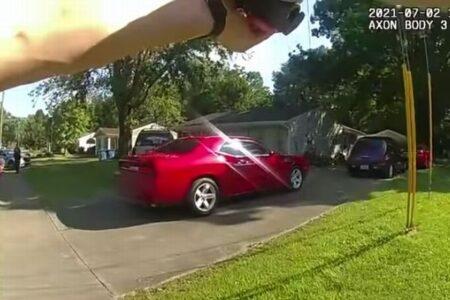 米で6歳の少女が連れ去られそうに…警察が誘拐現場の映像を公開