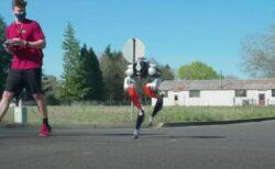 米大学が開発したロボット、充電なしで5kmの道のりを走破