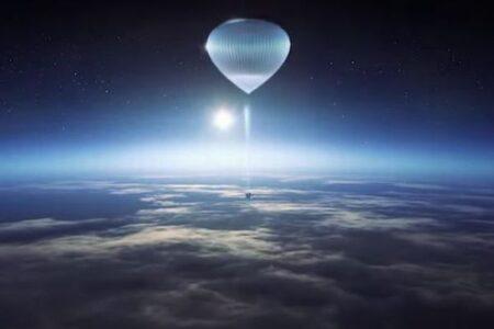 宇宙で結婚式ができるかも?米企業が巨大な気球を使った新たな旅を計画