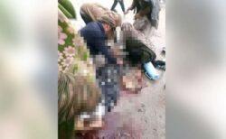 【アフガニスタン】タリバンの戦闘員が、ブルカを被っていない女性を射殺か
