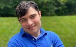 障がいのある男性が初めて仕事をゲット、SNSで数千人が祝福のメッセージ