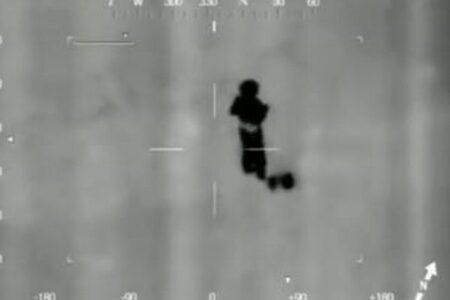 イギリスで少女が行方不明、野原で眠っているのを赤外線カメラがとらえた!