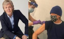 ポール・マッカートニーがワクチン接種、ファンにも推奨