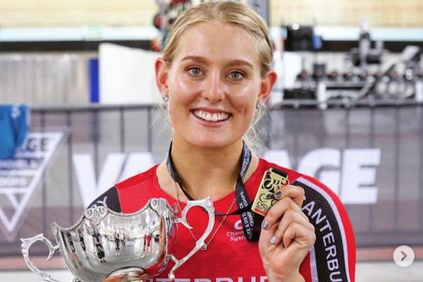 24才の元オリンピック自転車選手、競争のプレッシャーを吐露した後に急死