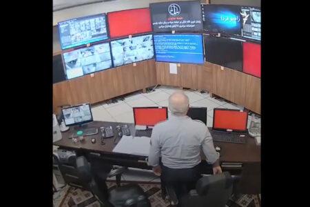 悪名高いイラン・エヴィーン刑務所の内部映像が、ハッキングで暴露された